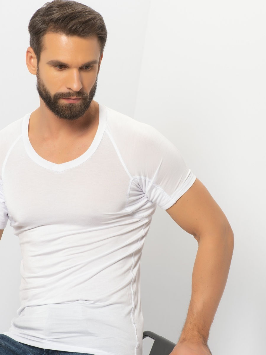 Sweatproof undershirt, Size: S