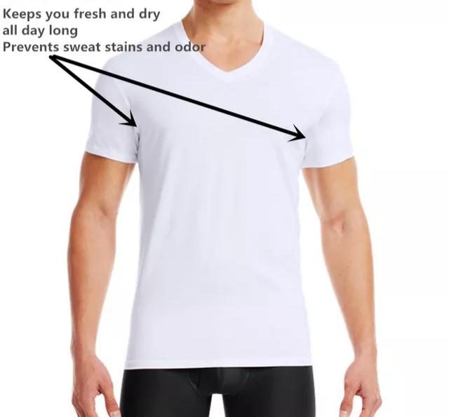 Sweatproof undershirt, Size: S, 6 image