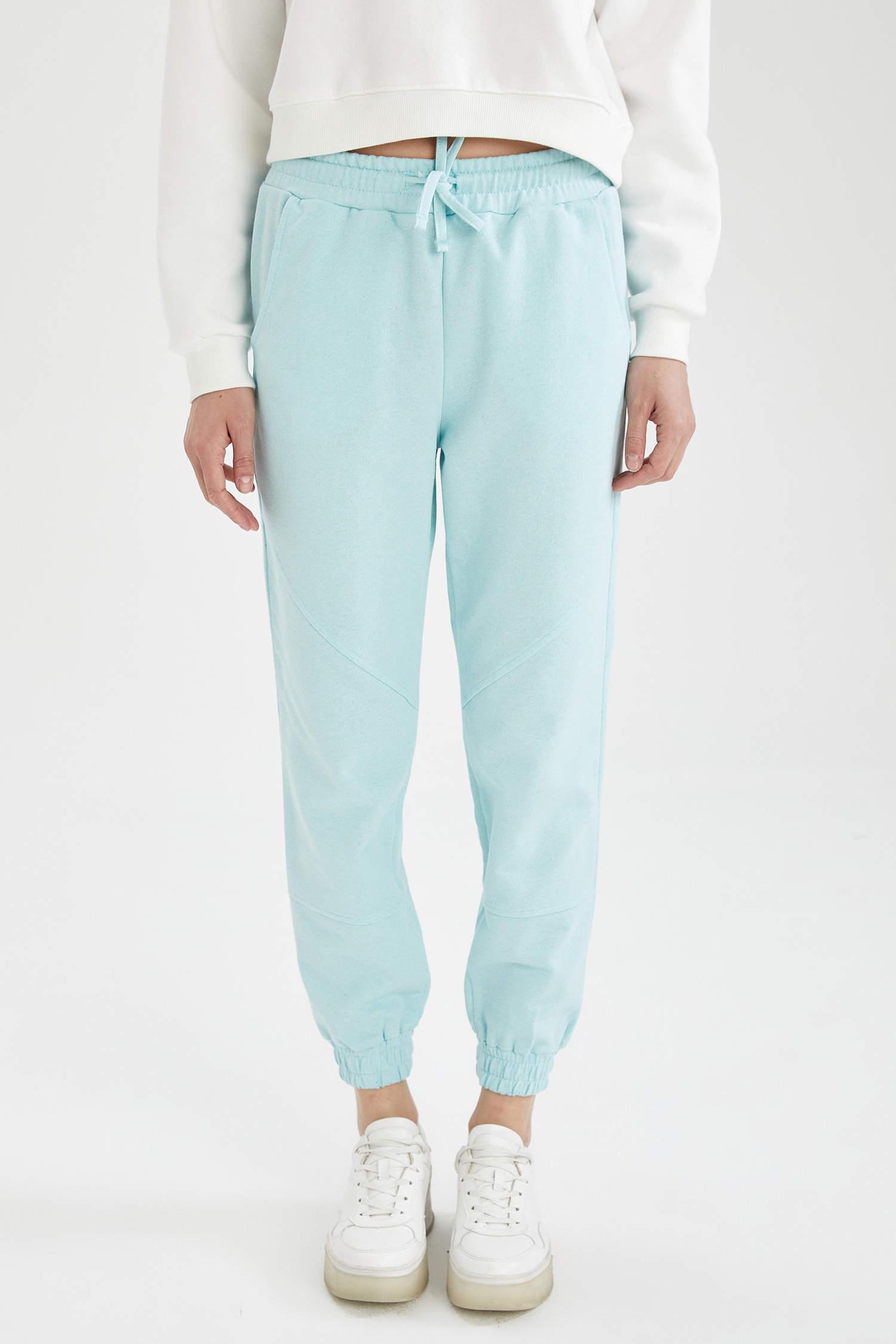 Спортивные штаны DeFacto, Color: Голубой, Size: S, 2 image