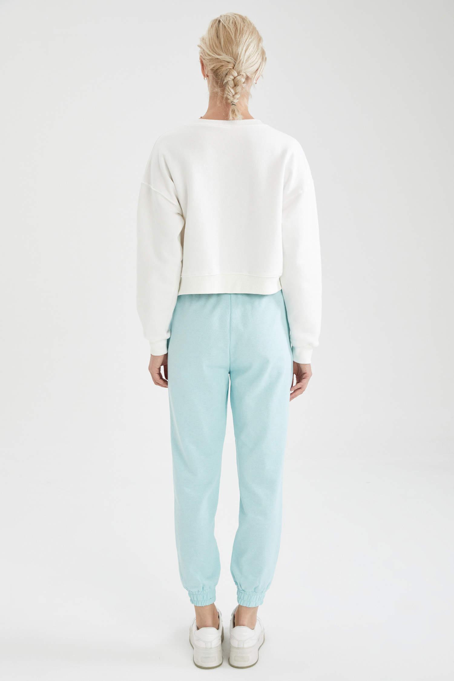 Спортивные штаны DeFacto, Color: Голубой, Size: S, 3 image