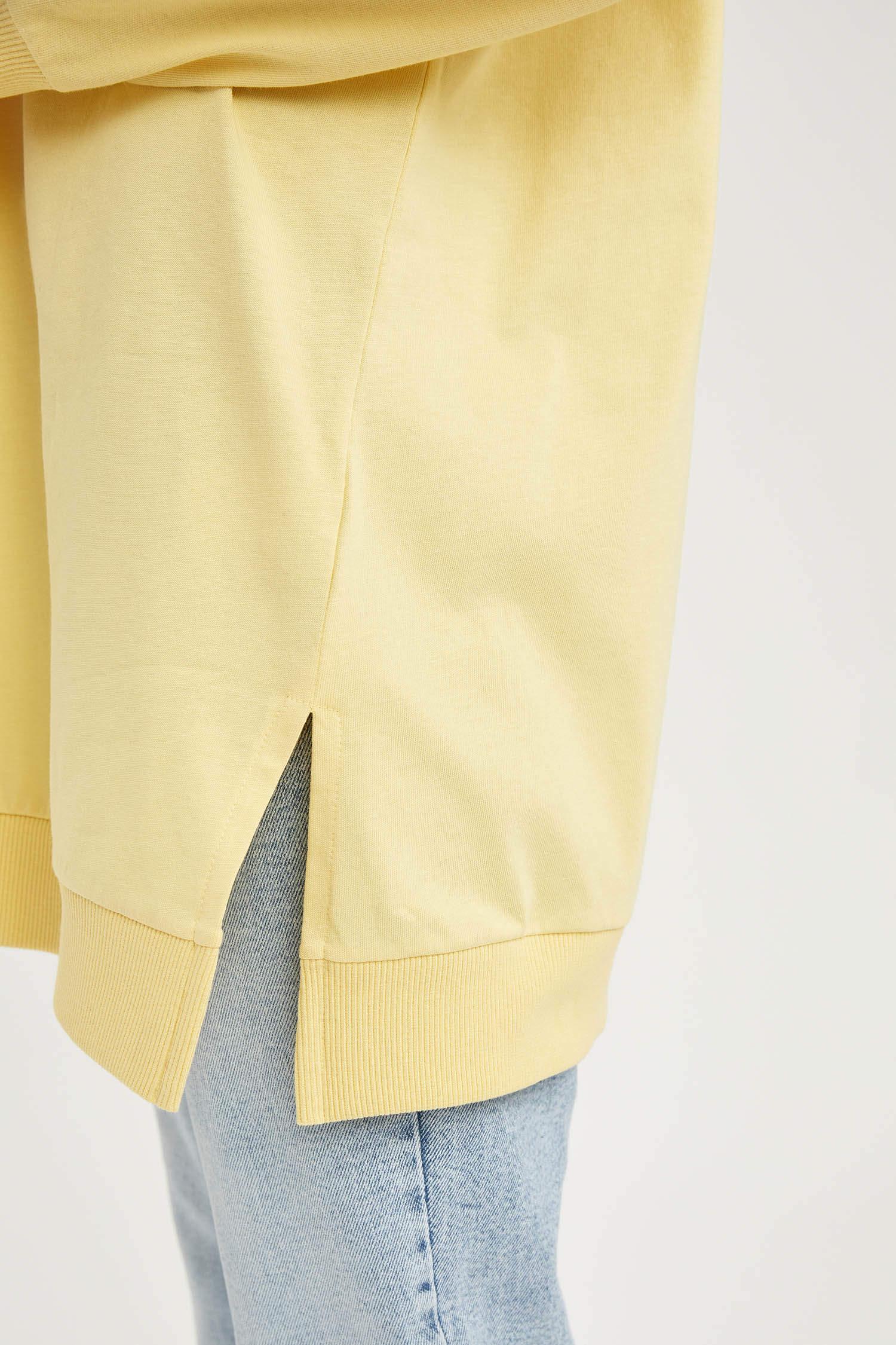 Туника DeFacto, Color: Yellow, Size: XL, 3 image